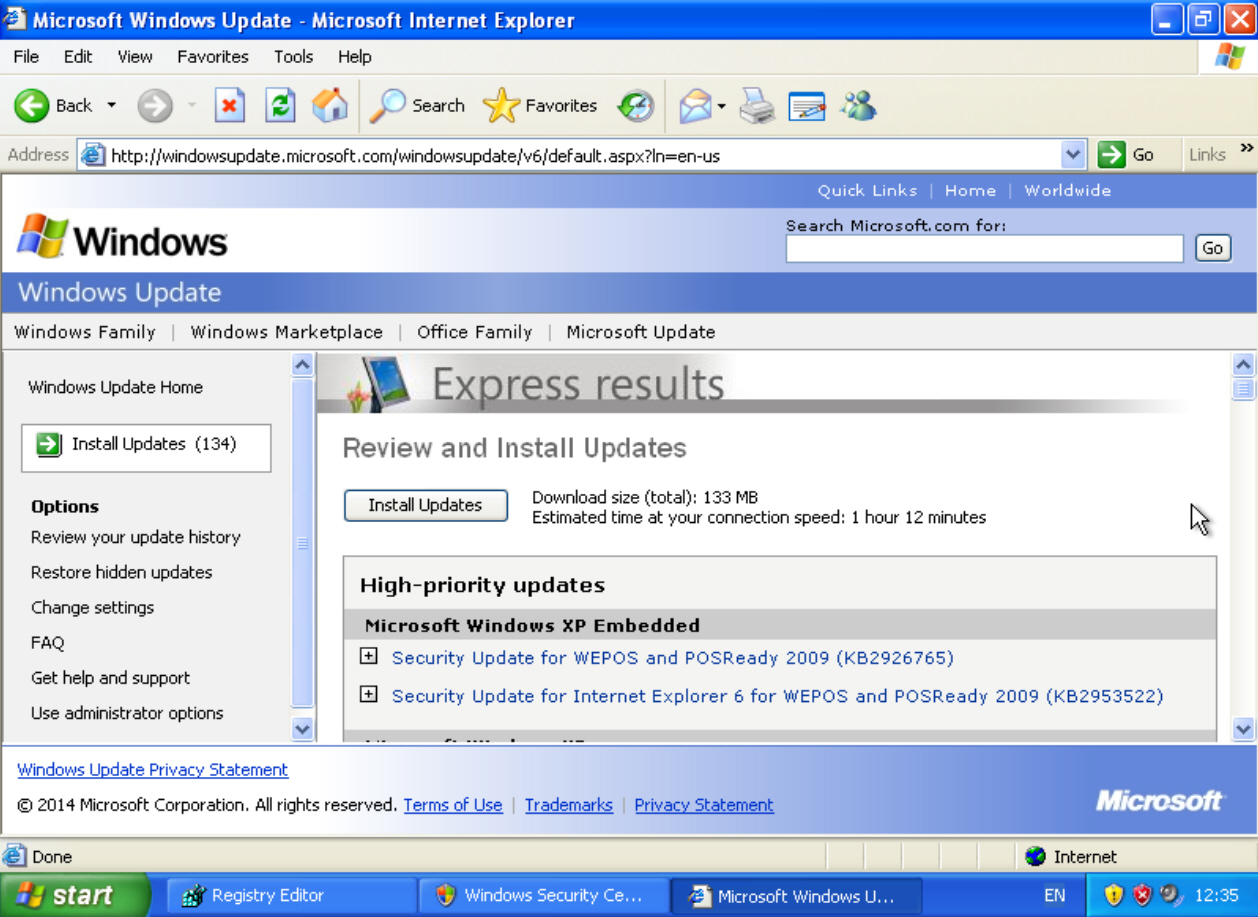 windows_xp_posready2009_aggiornamenti